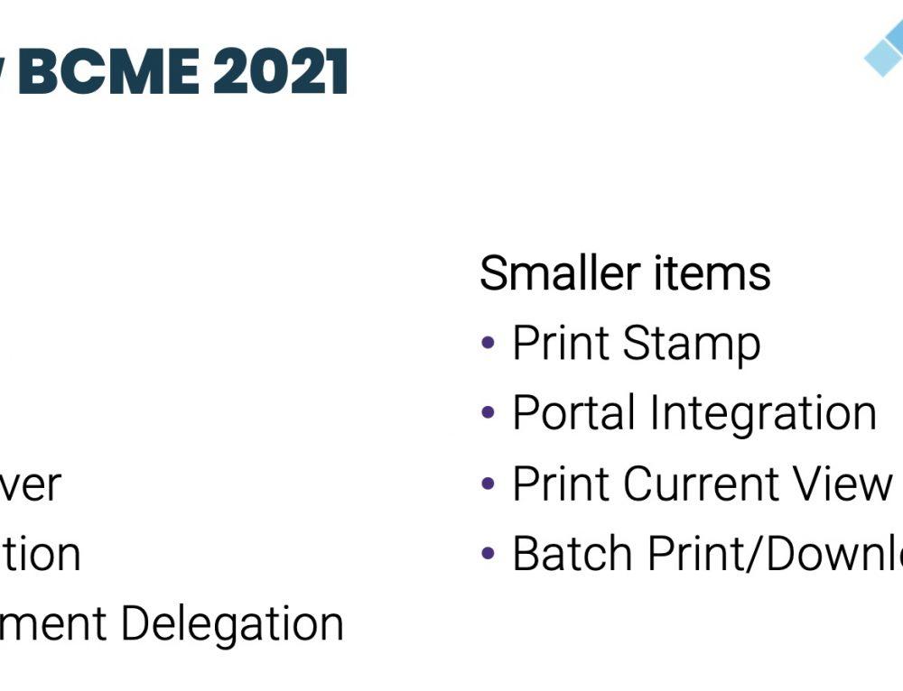 Meridian 2021 Release